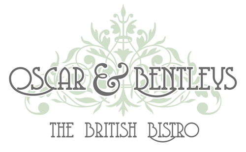 Oscar and Bentleys Logo